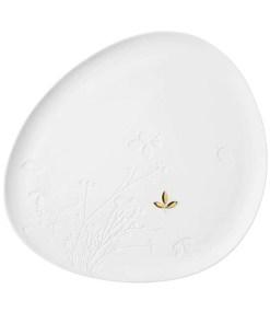 Dekoračný porcelánový tanier