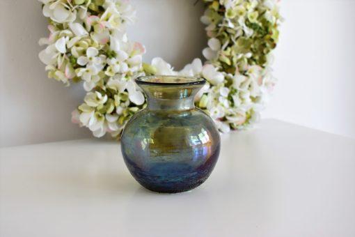 Váza blue pearl