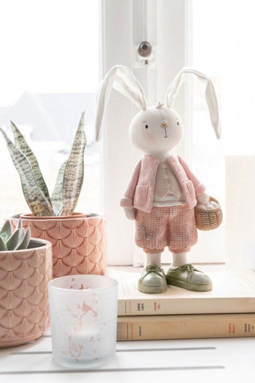jarná dekorácia zajac