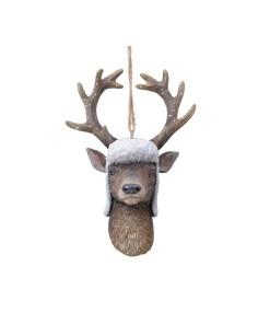 vianocna-ozdoba-jelen-v-ciapke
