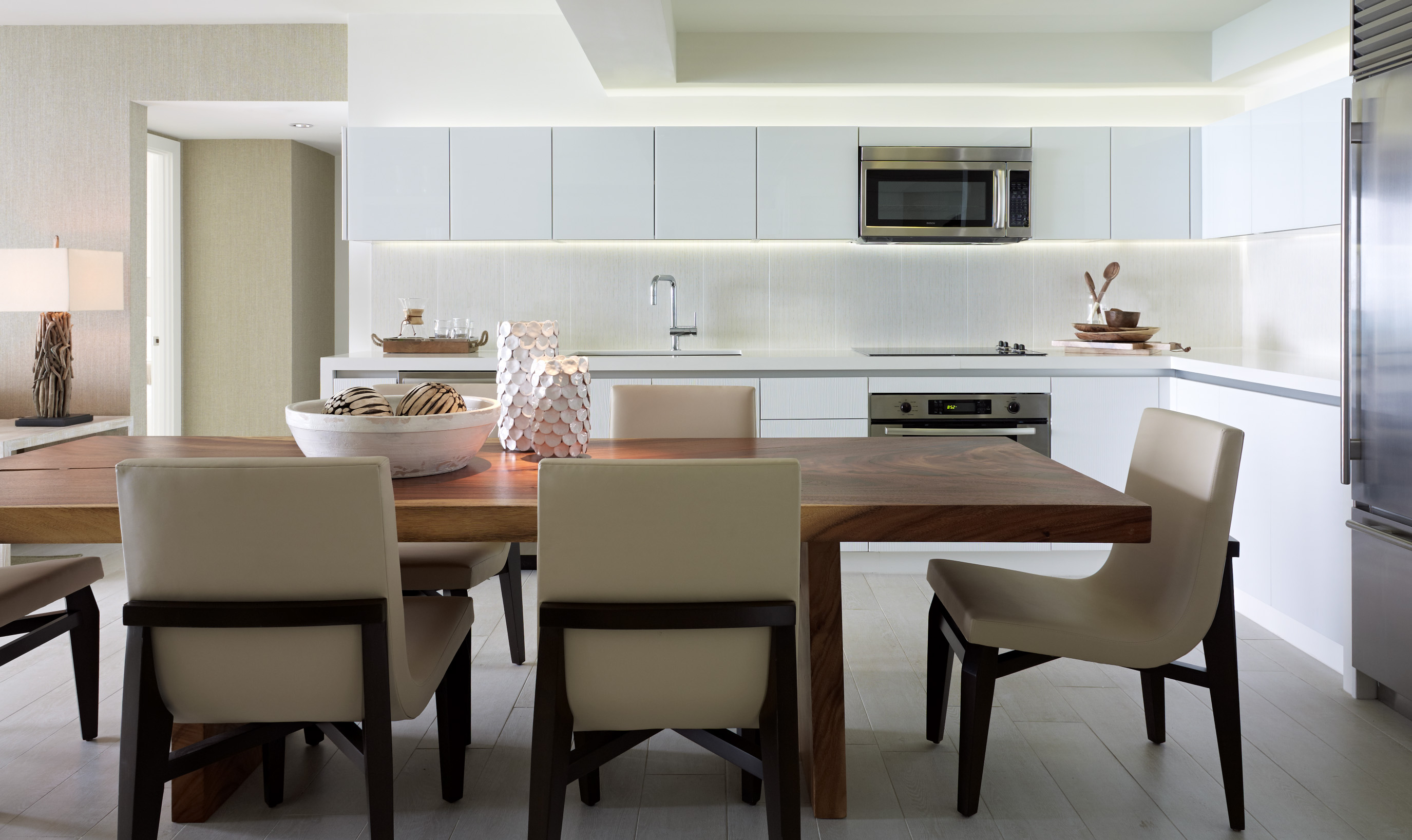 hotels in miami with kitchen cost to update debora aguiar design beachfront condos 1 hotel