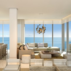 Hotels In Miami With Kitchen Round Black Table Debora Aguiar Design Beachfront Condos 1 Hotel