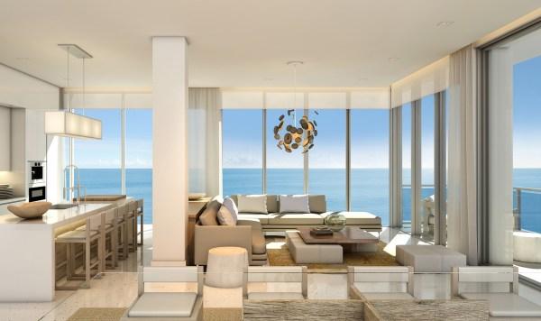 Debora Aguiar Design - Miami Beachfront Condos 1 Hotel