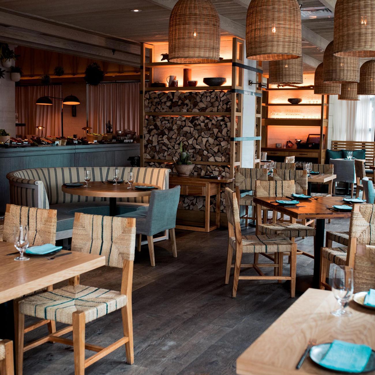 South Beach Restaurants 1 Hotel