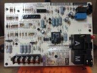 Bryant Carrier Furnace Control Board #HK42FZ034