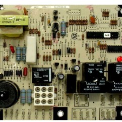 Limit Switch Wiring Diagram Pioneer Car Radio Protech Rheem Ruud Furnace Control Board 62-23599-05