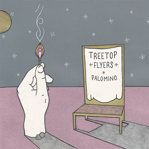 Treetop Flyers release Palomino