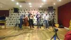 Live Acoustic Special Loughborough - Carbon Creek