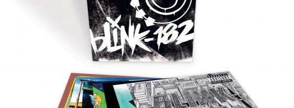 Blink-182 Limited Edition Seven Album Vinyl Box Set