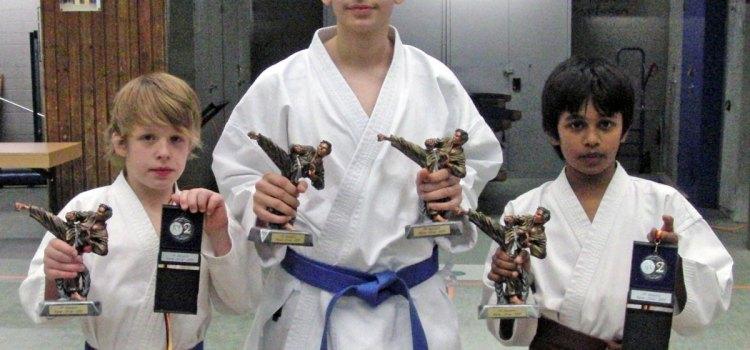 8. Kinderlehrgang mit Kata-Turnier 2011