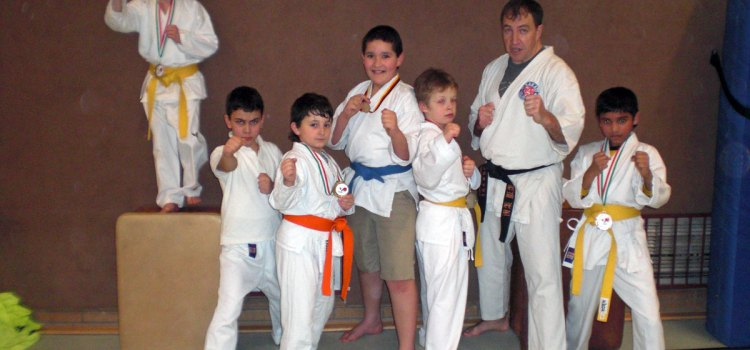Karate Bezirksmeisterschaften Arnsberg 2010