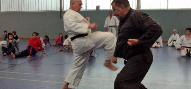 Karatetrainingscamp Steinfurt-Borghorst 2012