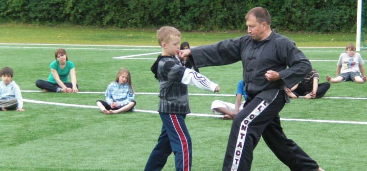 Karatetrainingscamp Steinfurt-Borghorst 2010