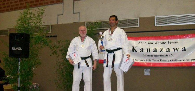 Karate Landesmeisterschaften der Masterklasse 2007