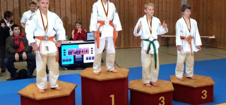 Tolle Erfolge beim internationalen Turnier in Osnabrück