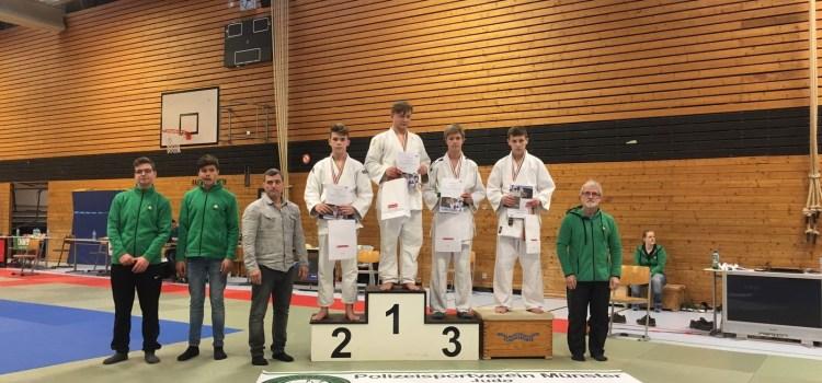 Dennis Weber 3. Platz WDEM U15