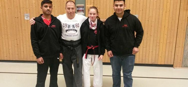 Auszeichnungen im Karate