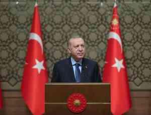 Cumhurbaşkanı Erdoğan: 3 aşı adayımız faz çalışmalarına başlamak üzere