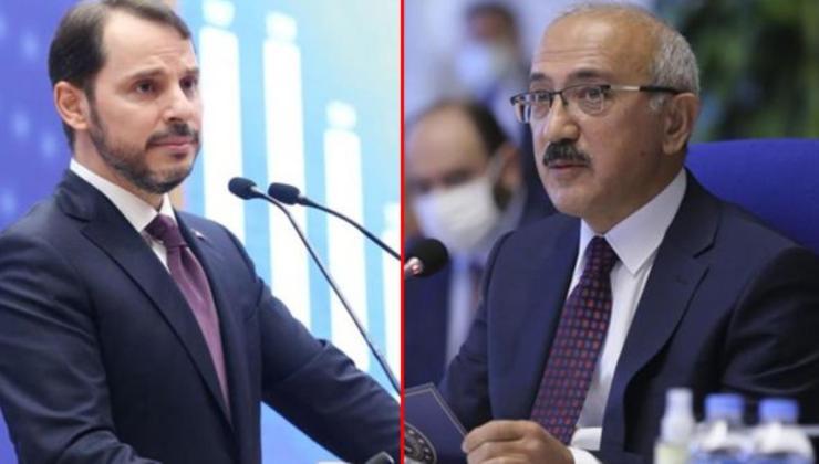 Hazine ve Maliye Bakanı Lütfi Elvan'dan Berat Albayrak'ı hedef alan CHP'ye tepki: CHP döviz rezervi işlemlerini çarpıtıyor