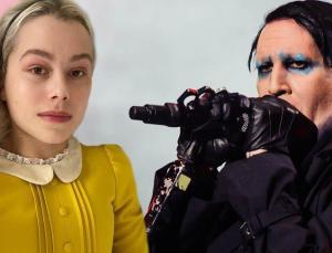 Şarkıcı Phoebe Bridgers: Marilyn Manson'un evinde tecavüz odası var
