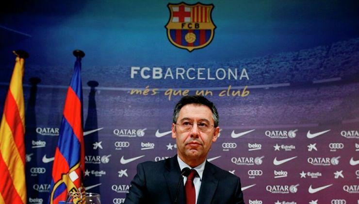 Barcelona Kulübü Eski Başkanı Bartomeu ve üç yönetici, şartlı serbest kaldı