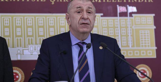 Özdağ, İYİ Parti'den istifa etti