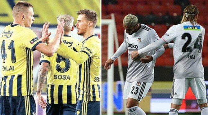 Beşiktaş-Fenerbahçe derbisinde söz savunmanın