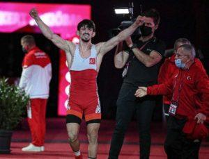 Budapeşte'de 6 madalya, 4 olimpiyat kotası
