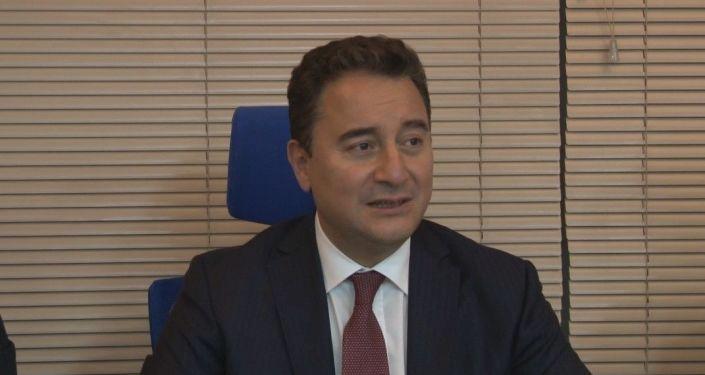 Deva Partisi Genel Başkanı Babacan: Siyasi partilerin kapatılmasına karşıyız