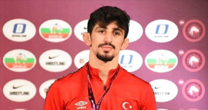 Kerem Kamal Tokyo Olimpiyatları'na katılma hakkı kazandı