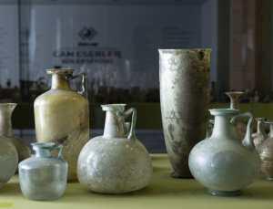 Şişecam'ın Cam Eserler Koleksiyonu dijitale taşındı