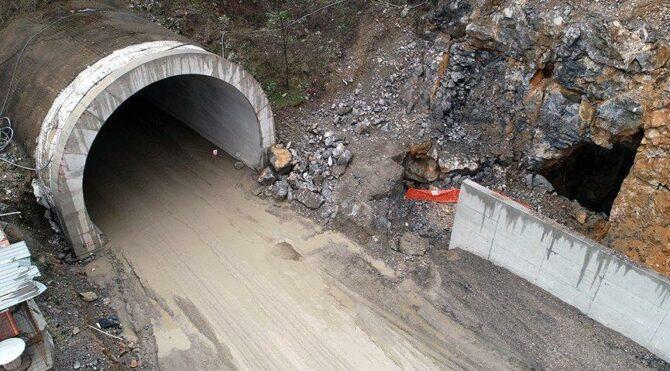Tünel inşaatında bulundu! ' Avrupa'da böyle bir yer yok'