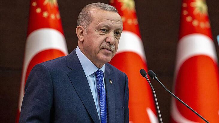Cumhurbaşkanı Erdoğan, Avrupa'daki Türk sivil toplum kuruluşu temsilcilerini kabul etti