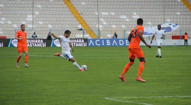 Erzurumspor umutlarını son üç maça bıraktı