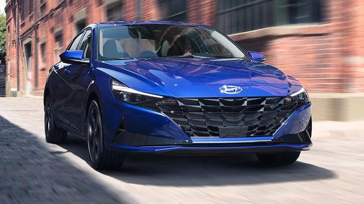Hyundai, yeni Elentra'yı tanıttı