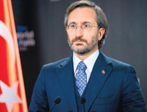 İletişim Başkanı Fahrettin Altun'dan bildiriye destek verenlere sert tepki