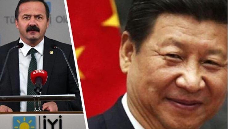 İYİ Parti'den Çin Büyükelçiliği'ne yanıt: Ne yaparsınız mesela?