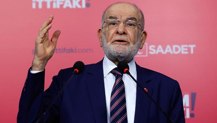 Karamollaoğlu'ndan Erdoğan'a 'BOP' eleştirisi