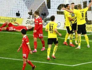 Marco Reus açtı Guerreiro kapattı! Borussia Dortmund 3'te 3 yaptı…