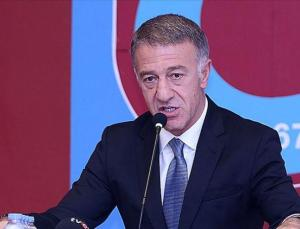 Trabzonspor Başkanı Ahmet Ağaoğlu: Adalet kavramının sahaya yansımadığını görüp FIFA'ya başvurduk