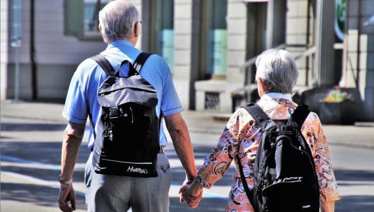 Alzheimer ve demans hastası çift Mors alfabesini kullanarak huzurevinden kaçtı