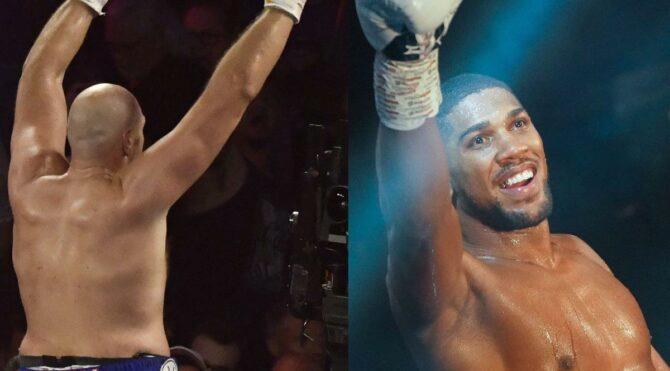 Anthony Joshua ve Tyson Fury anlaştı… 175 milyon Euro'luk maç