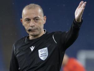 Beşiktaş – Antalyaspor finalinin VAR hakemi Cüneyt Çakır