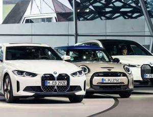 BMW Group gelecek hedeflerini açıkladı