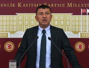 CHP'li Ağbaba: Lanetlenmesi gereken, imamın o duasına 'Amin' diyenlerdir