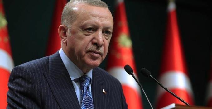 Cumhurbaşkanı Erdoğan açıkladı: Mayıs ayı sonuna kadar sürecek