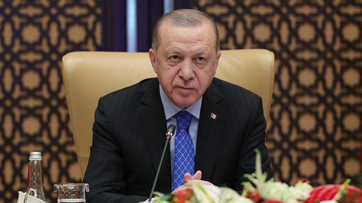 Cumhurbaşkanı Erdoğan'dan İstanbul'un Fethi mesajı