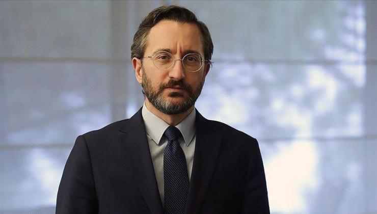 Cumhurbaşkanlığı İletişim Başkanı Altun'dan, Selahattin Demirtaş'a sert tepki!