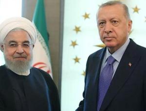 Erdoğan – Ruhani görüşmesi! Gündemde kritik konular vardı