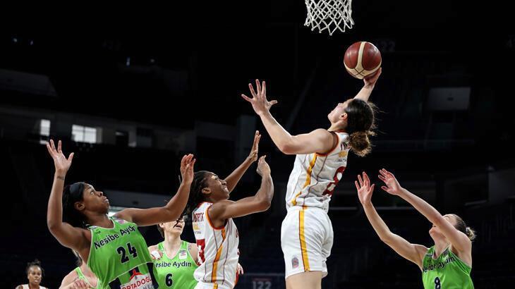 Galatasaray – Nesibe Aydın: 70-58